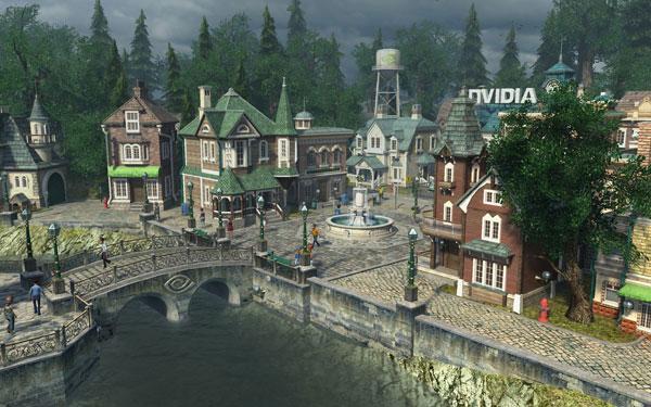 Sun Village - Edycja NVIDIA