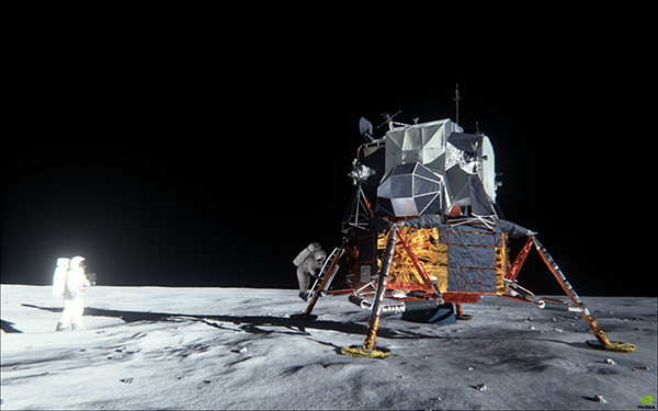 Materiał demonstracyjny - Apollo 11: lądowanie na Księżycu