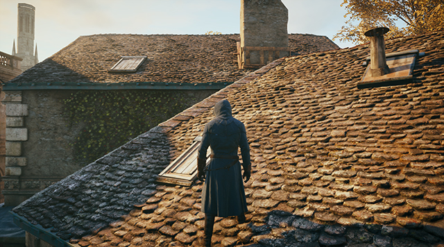 Assassin's Creed Unity - NVIDIA GeometryWorks DirectX 11 Advanced Tessellation Interactive Teaser