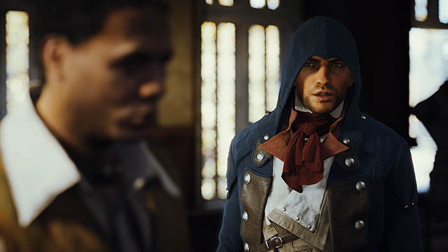Assassin's Creed Unity PC Screenshot