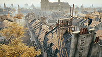 Assassin's Creed Unity - Shadow Quality Example #2 - High Quality