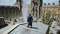 Assassin's Creed Unity - Texture Quality Example #2 - High Quality