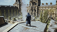 Assassin's Creed Unity - Texture Quality Example #2 - Low Quality