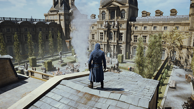 Assassin's Creed Unity - Texture Quality Interactive Comparison #2
