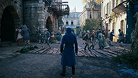 Assassin's Creed Unity - Texture Quality Example #3 - High Quality