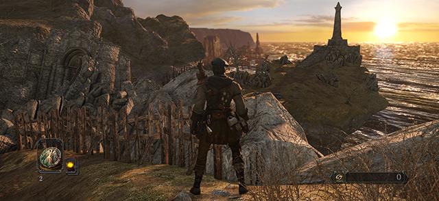 Dark Souls II - Tweaked PC Game Screenshot