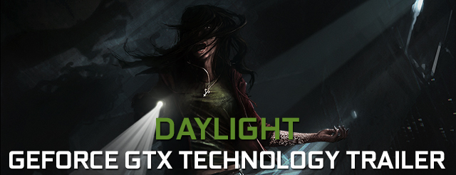 Daylight Launches April 29th with NVIDIA GPU PhysX, HBAO+, and Bokeh Depth of Field effects