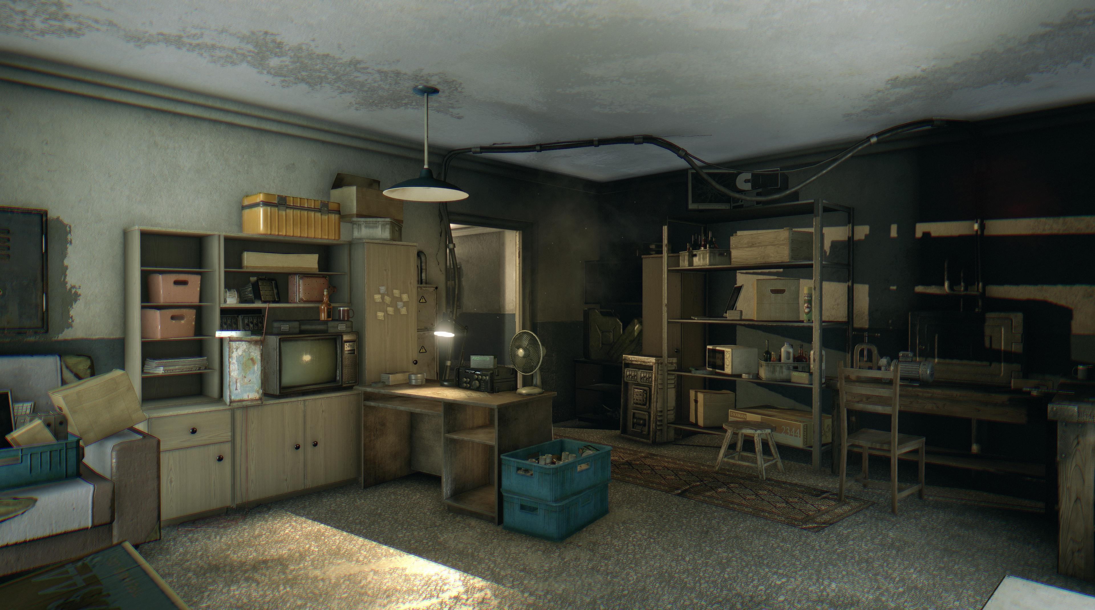 GeForce.com Dying Light Ambient Occlusion Interactive ...