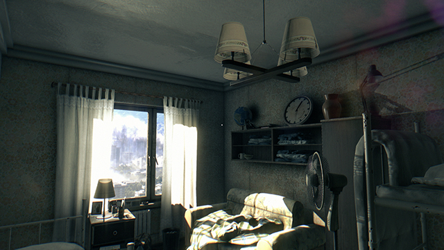 Dying Light - Ambient Occlusion Interactive Comparison #2