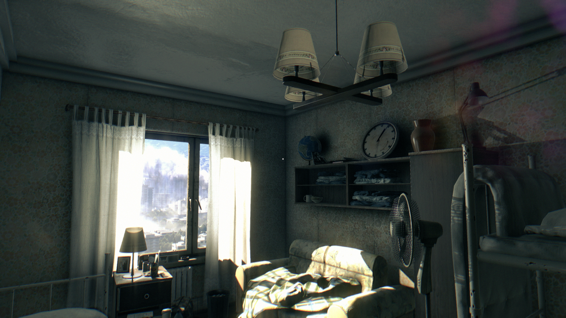 GeForce Dying Light Ambient Occlusion Interactive parison