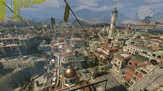 Dying Light PC CPU Load Screenshot