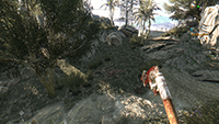 Dying Light - Foliage Quality Example #2 - Low