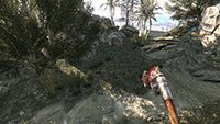 Dying Light - Foliage Quality Example #2 - Medium