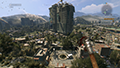 Dying Light - View Distance Example #1 - 10%