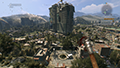 Dying Light - View Distance Example #1 - 35%