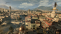 Dying Light - View Distance Example #2 - 20%