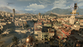 Dying Light - View Distance Example #2 - 25%