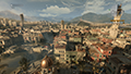 Dying Light - View Distance Example #2 - 40%