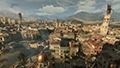 Dying Light - View Distance Example #2 - 50%