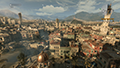 Dying Light - View Distance Example #2 - 75%