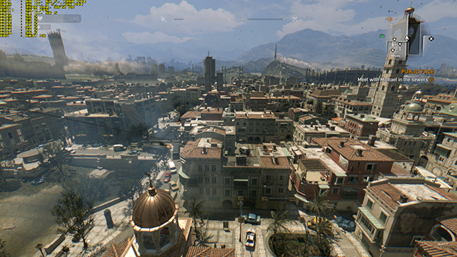 Dying Light PC v1.2.1 CPU Load Screenshot
