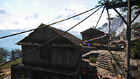 Far Cry 4 - Anti-Aliasing Quality Example #1 - NVIDIA 2xTXAA