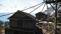 Far Cry 4 - Anti-Aliasing Quality Example #1 - 8xMSAA