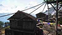 Far Cry 4 - Anti-Aliasing Quality Example #1 - SMAA