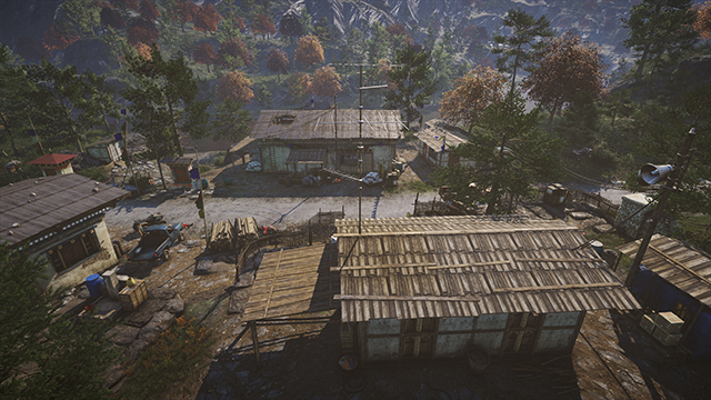 Far Cry 4 - Anti-Aliasing Quality - 4x TXAA Interactive Comparison #3