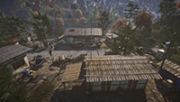 Far Cry 4 - Anti-Aliasing Quality Example #3 - SMAA