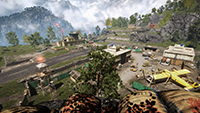 Far Cry 4 - Environment Quality Example #2 - High