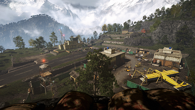 Far Cry 4 - Environment Quality Interactive Comparison #1