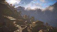 Far Cry 4 - Lighting Quality Example #1 - High