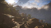Far Cry 4 - Lighting Quality Example #1 - Low
