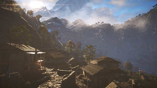 Far Cry 4 - Lighting Quality Interactive Comparison #1