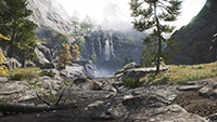 Far Cry 4 - Lighting Quality Example #2 - Low
