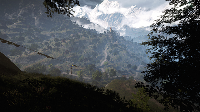 Far Cry 4 - Shadow Quality - NVIDIA PCSS Interactive Comparison #3