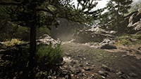 Far Cry 4 - Shadow Quality Example #4 - Low Quality