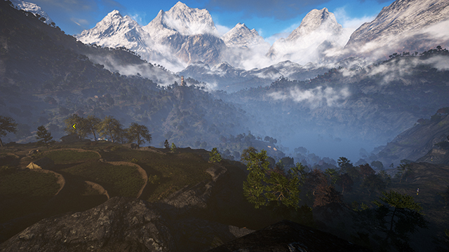 Far Cry 4 - Terrain Quality Interactive Comparison #3