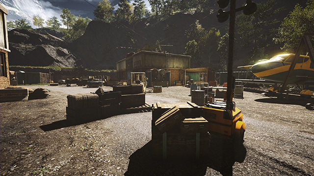Far Cry 4 - Texture Quality Interactive Comparison #1