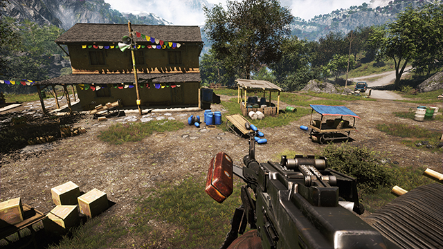 Far Cry 4 - Texture Quality Interactive Comparison #3