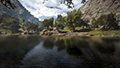 Far Cry 4 - Water Quality Example #1 - Low Quality