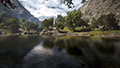 Far Cry 4 - Water Quality Example #1 - Medium Quality