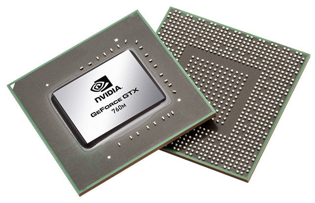GeForce GTX 760M and GTX 765M GPUs