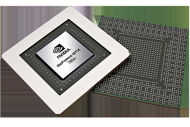 GeForce GTX 780M GPU