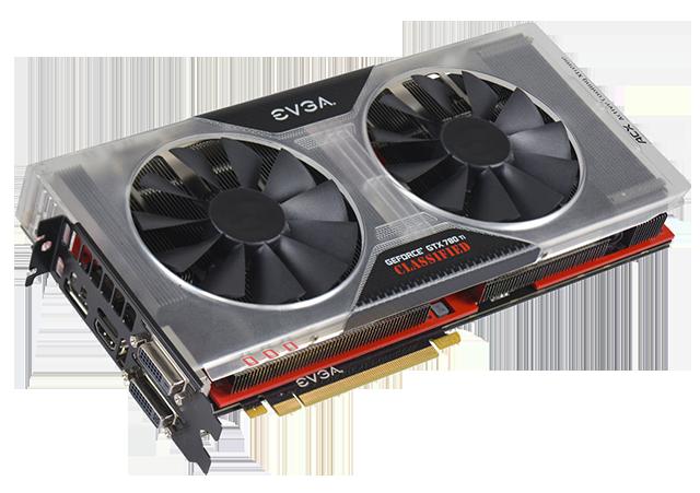 EVGA GeForce GTX 780 Ti Classified K NGP N Edition