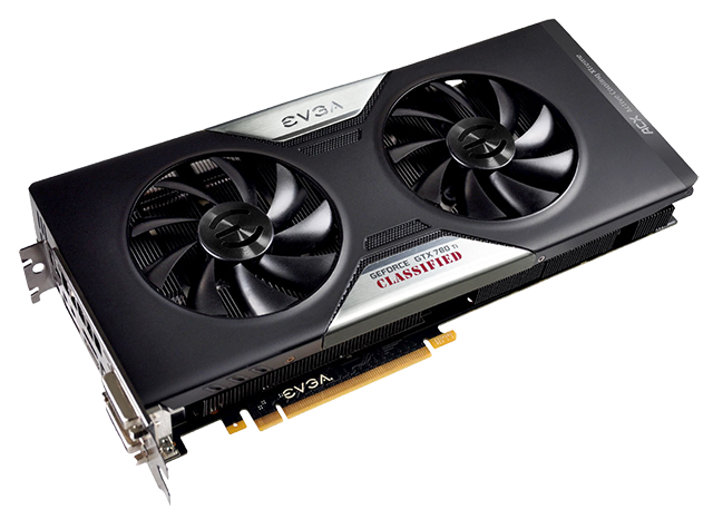 EVGA GeForce GTX 780 Ti Dual Classified With EVGA ACX Cooler