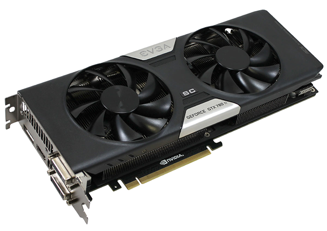 EVGA GeForce GTX 780 Ti Superclocked With EVGA ACX Cooler