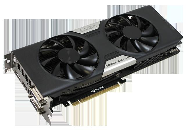 EVGA GeForce GTX 780 Ti With EVGA ACX Cooler