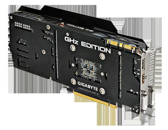 Gigabyte GeForce GTX 780 Ti GV-N78TGHZ-3GD Windforce GHz Edition